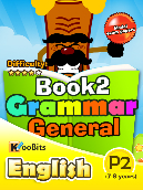 Grammar - Primary 2 - Book 2