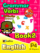 Grammar - Verbs - Primary 4 - Book 2