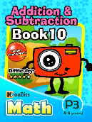 Addition & Subtraction - P3 - Book 10