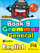 Grammar - Primary 4 - Book 9