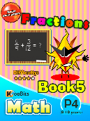 Fractions - P4 - Book 5