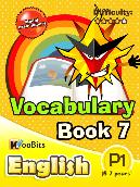 Vocabulary - Primary 1 - Book 7