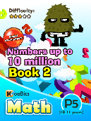 Numbers up to 10 million - P5 - Book 2