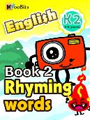 Rhyming Words - K2 - Book 002