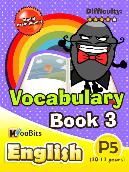Vocabulary - Primary 5 - Book 3