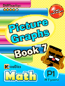 Picture Graphs - P1 - Book 7