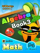 Algebra - P6 - Book 3