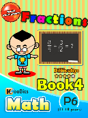 Fractions - P6 - Book 4