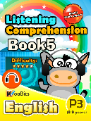 Listening Comprehension - Primary 3 - Book 5