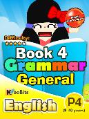 Grammar - Primary 4 - Book 4