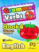 Grammar - Verbs - Primary 2 - Book 4