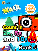 Count in 2s, 5s and 10s - K2 - Book 4