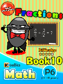 Fractions - P6 - Book 10