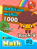 Addition within 1000 - P2 - Book 9