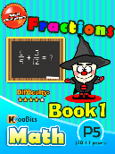 Fractions - P5 - Book 1