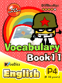Vocabulary - Primary 4 - Book 11