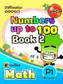 Numbers up to 100 - P1 - Book 2