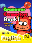 Grammar - Connectors - Primary 4 - Book 1