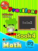 Fractions - P2 - Book 4