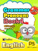 Grammar - Pronouns - Primary 5 - Book 4