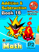 Addition & Subtraction - P2 - Book 16