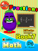 Fractions - P6 - Book 7