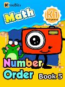 Number Order - K1 - Book 5