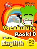 Vocabulary - Primary 2 - Book 10