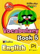Vocabulary - Primary 1 - Book 5