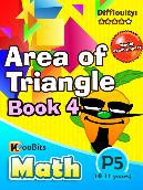 Area of Triangle - P5 - Book 4