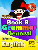 Grammar - Primary 3 - Book 9