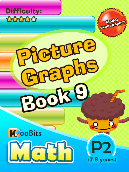 Picture Graphs - P2 - Book 9