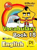 Vocabulary - Primary 1 - Book 18