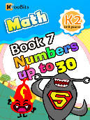 Numbers up to 30 - K2 - Book 7