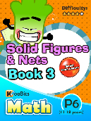 Solid Figures & Nets - P6 - Book 3
