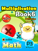Multiplication - P3 - Book 6