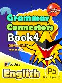 Grammar - Connectors - Primary 5 - Book 4