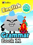 Grammar - K2 - Book 011