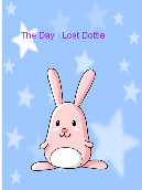 The day I lost Dottie