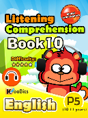 Listening Comprehension - Primary 5 - Book 10