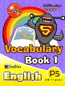 Vocabulary - Primary 5 - Book 1