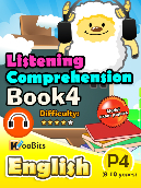Listening Comprehension - Primary 4 - Book 4