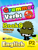 Grammar - Verbs - Primary 2 - Book 9