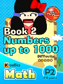 Numbers up to 1000 - P2 - Book 2