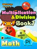 Multiplication & Division - P1 - Book 7