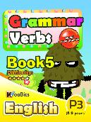 Grammar - Verbs - Primary 3 - Book 5