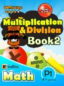 Multiplication & Division - P1 - Book 2