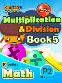 Multiplication & Division - P2 - Book 5