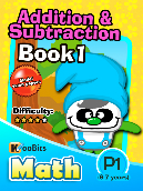 Addition & Subtraction - P1 - Book 1