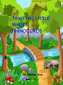 Tayo, the little white rhinoceros